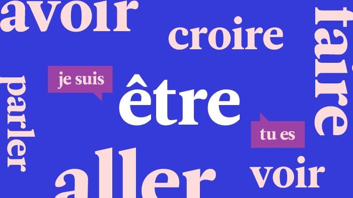 Os 20 verbos mais comuns em 7 idiomas. Truque.